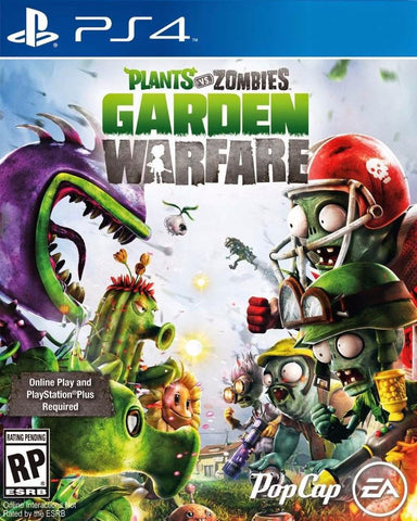 Plants vs Zombies: Garden Warfare - PlayStation 4