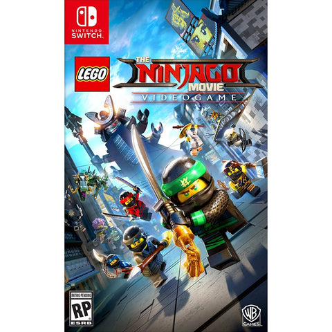Lego Ninjago The Movie Videogame - Nintendo Switch
