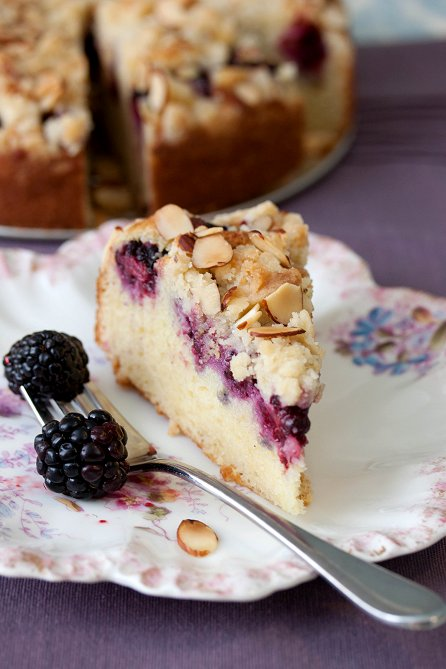 Blackberry-Sour-Cream-Coffee-Cake