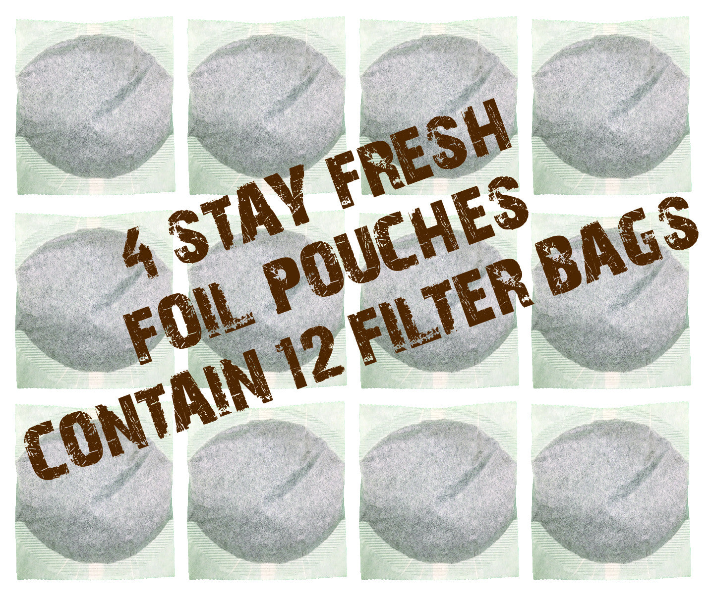 4-Pack (12 filter bags)