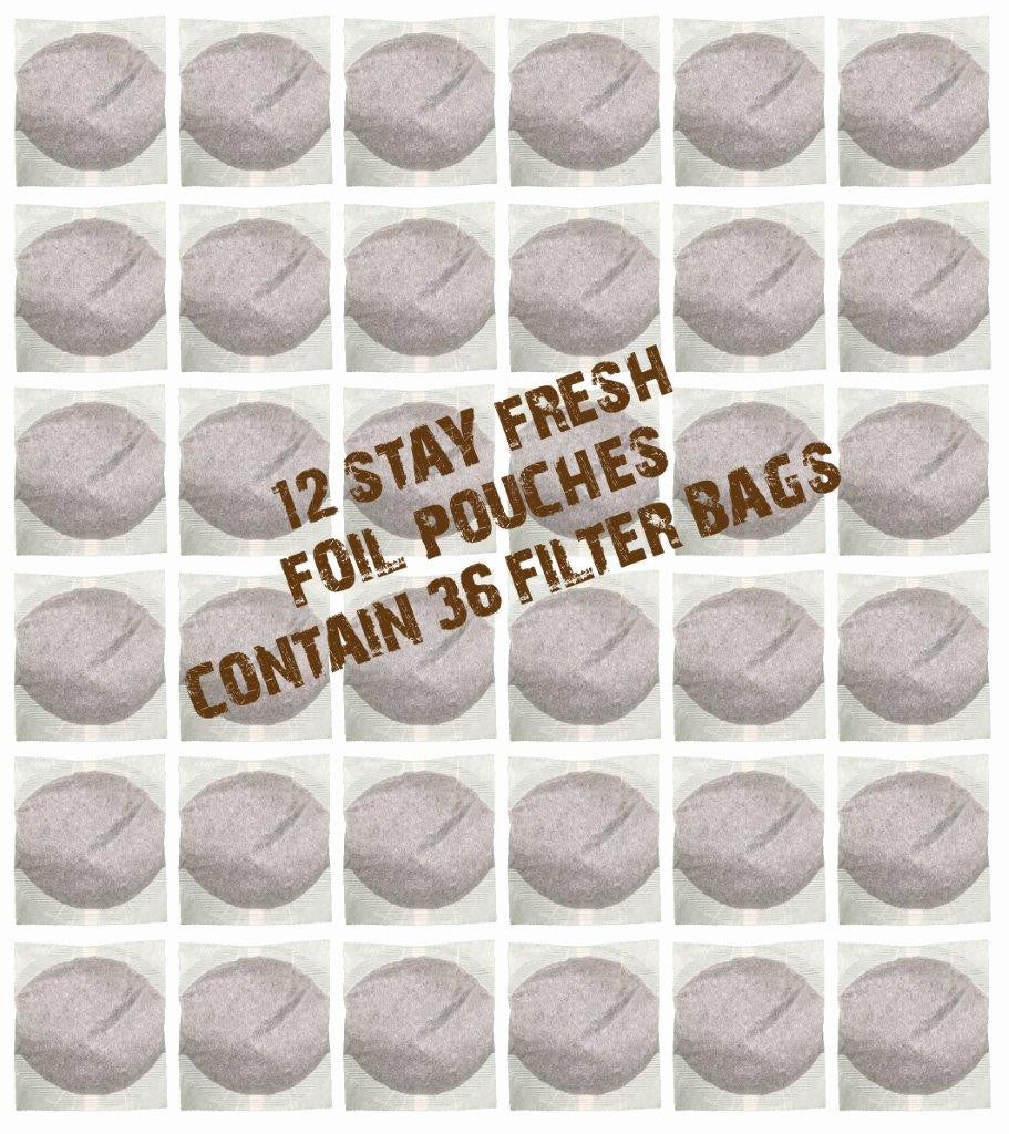 12-Pack (36 filter bags) | One Time Purchase $72 or Subscribe & Save 15%: $61.00