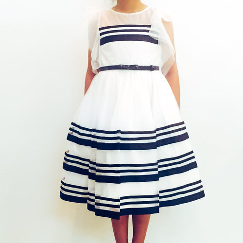 Nautical Netted Limited Edition Dress