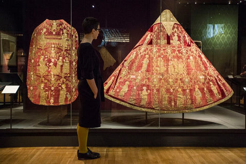 English Medieval Embroidery at the V&A