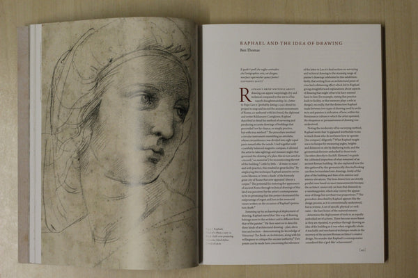 Raphael : The Drawings - the exhibition catalogue for the show at the Ashmolean