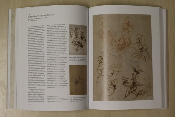 Raphael: The Drawings - the exhibition catalogue for the Ashmolean show