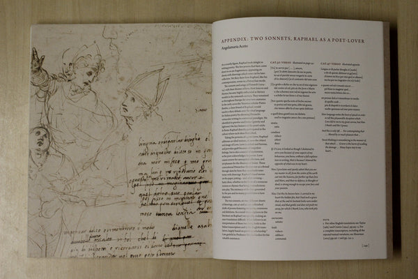 Raphael: The Drawings - the exhibition catalogue for the show at the Ashmolean