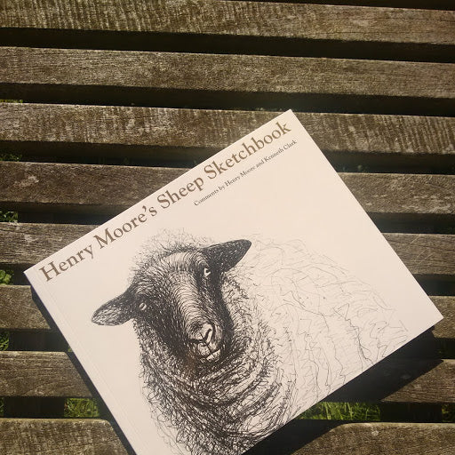 Henry Moore Sheep Sketchbook