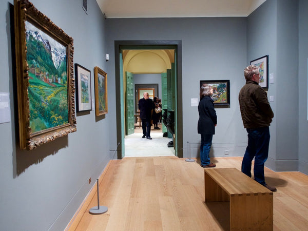 Nikolai Astrup at Dulwich Picture Gallery