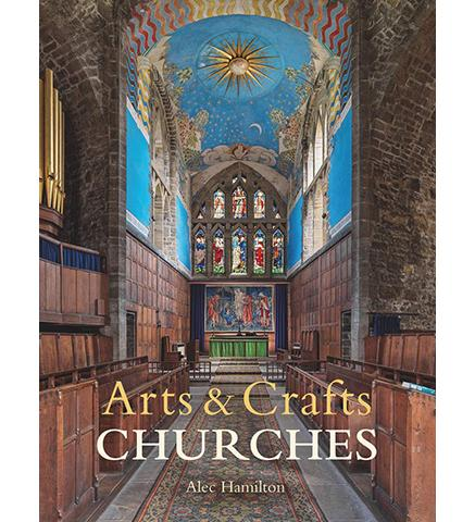 Arts & Crafts Churches available to buy at Museum Bookstore