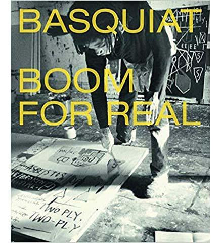 Basquiat : Boom for Real - the exhibition catalogue from Barbican Art Gallery available to buy at Museum Bookstore