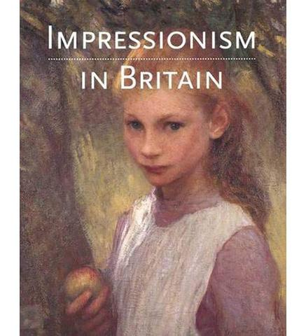 Barbican Art Gallery Impressionism in Britain exhibition catalogue