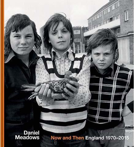 Now and Then: England 1970-2015 - the exhibition catalogue from Bodleian Library available to buy at Museum Bookstore