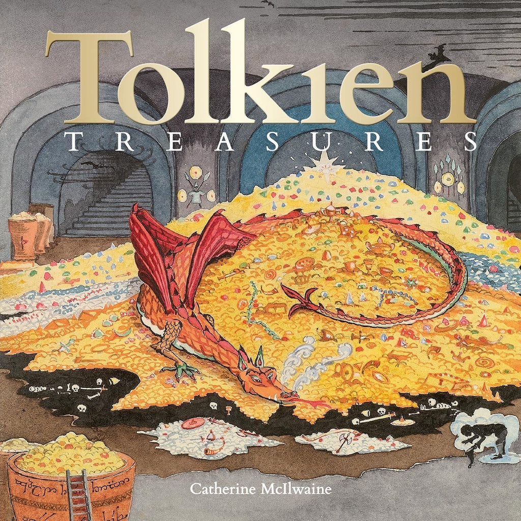 Bodleian Library Tolkien: Treasures exhibition catalogue