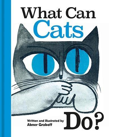 Bodleian Library What Can Cats Do? exhibition catalogue