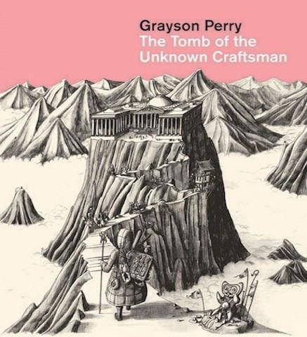 Grayson Perry: The Tomb of the Unknown Craftsman - the exhibition catalogue from British Museum available to buy at Museum Bookstore