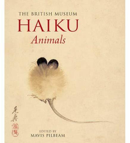 Haiku Animals - the exhibition catalogue from British Museum available to buy at Museum Bookstore