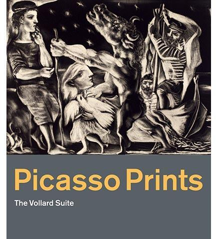 Picasso Prints: The Vollard Suite - the exhibition catalogue from British Museum available to buy at Museum Bookstore