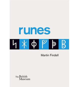 Runes - the exhibition catalogue from British Museum available to buy at Museum Bookstore