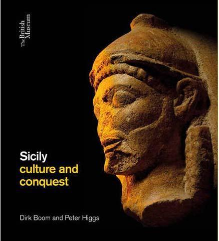 Sicily: Culture and Conquest - the exhibition catalogue from British Museum available to buy at Museum Bookstore