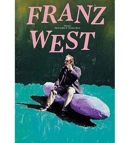 Franz West - the exhibition catalogue from Centre Pompidou/Tate available to buy at Museum Bookstore
