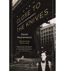 Close to the Knives : A Memoir of Disintegration available to buy at Museum Bookstore