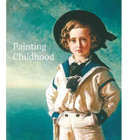 Painting Childhood - the exhibition catalogue from Compton Verney available to buy at Museum Bookstore