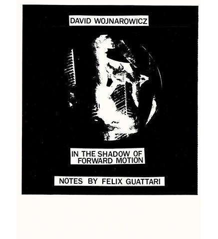 David Wojnarowicz: In the Shadow of Forward Motion available to buy at Museum Bookstore
