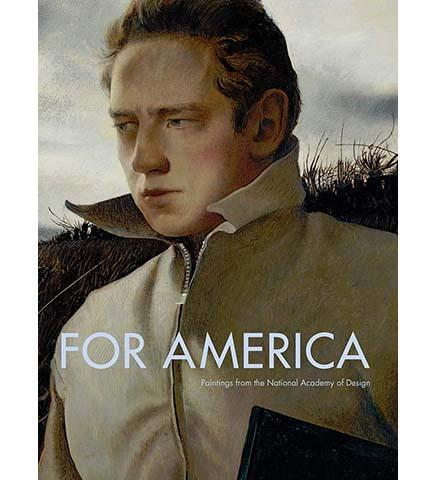 For America: Paintings from the National Academy of Design - the exhibition catalogue from Dayton Art Institute available to buy at Museum Bookstore