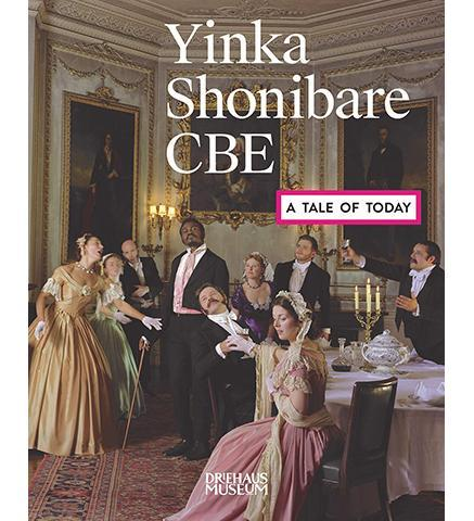 Yinka Shonibare CBE: Tale of Today - the exhibition catalogue from Driehaus Museum available to buy at Museum Bookstore
