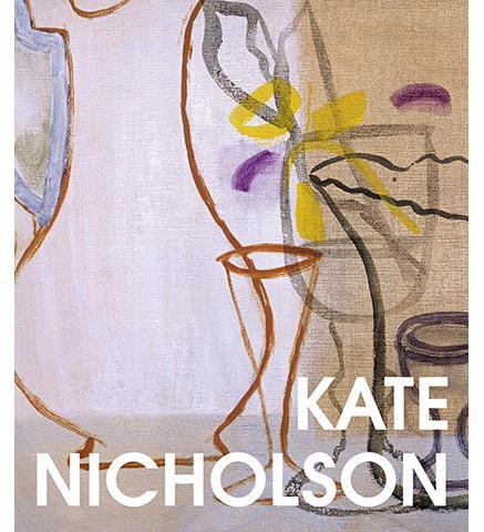 Kate Nicholson - the exhibition catalogue from Falmouth Art Gallery available to buy at Museum Bookstore