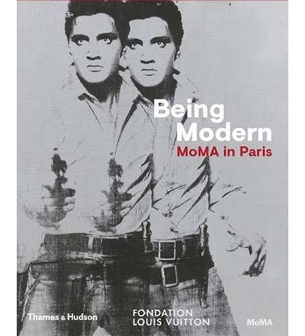 Being Modern: MoMA in Paris - the exhibition catalogue from Fondation Louis Vuitton available to buy at Museum Bookstore