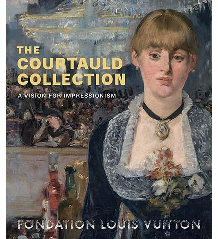 The Courtauld Collection : A Vision for Impressionism - the exhibition catalogue from Fondation Louis Vuitton available to buy at Museum Bookstore