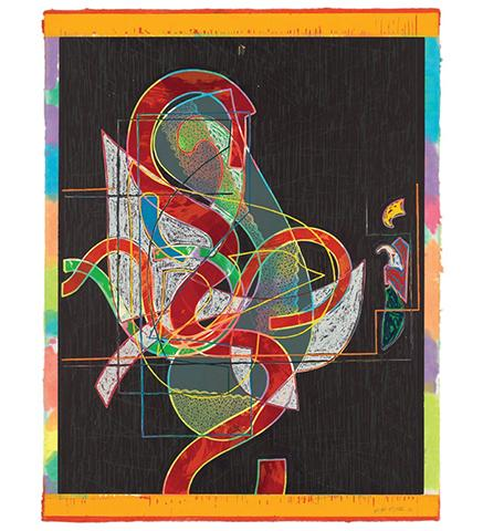 Frank Stella Prints - A Catalogue Raisonné available to buy at Museum Bookstore