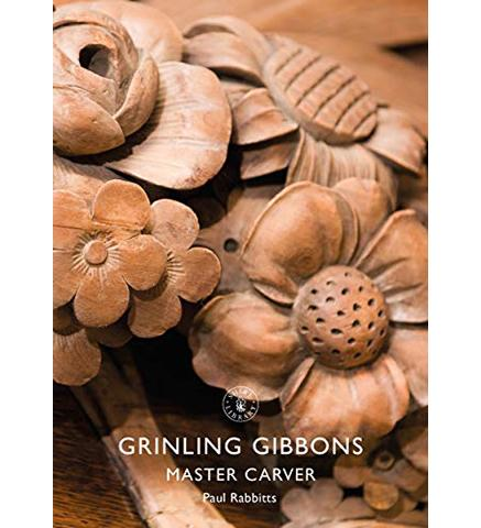 Grinling Gibbons: Master Carver available to buy at Museum Bookstore
