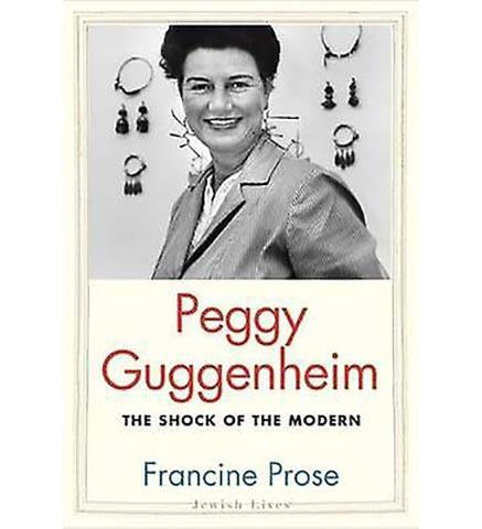 Peggy Guggenheim: The Shock of the Modern - the exhibition catalogue from Guggenheim available to buy at Museum Bookstore