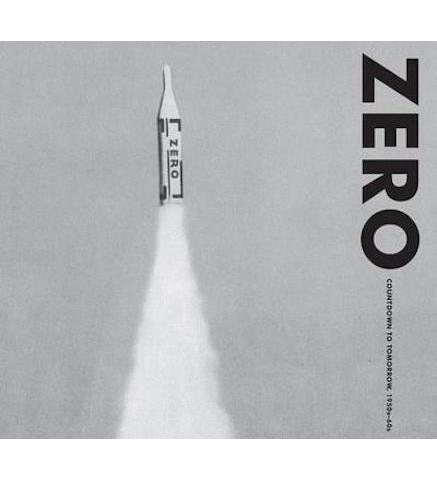 Zero : Countdown to Tomorrow, 1950s - 60s - the exhibition catalogue from Guggenheim available to buy at Museum Bookstore