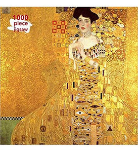 Gustav Klimt's Adele Bloch Bauer 1000-piece Jigsaw Puzzle available to buy at Museum Bookstore