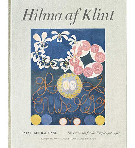 Hilma af Klint Catalogue Raisonne volume II: Paintings for the Temple available to buy at Museum Bookstore