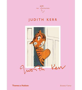 Judith Kerr - the exhibition catalogue from House of Illustration available to buy at Museum Bookstore