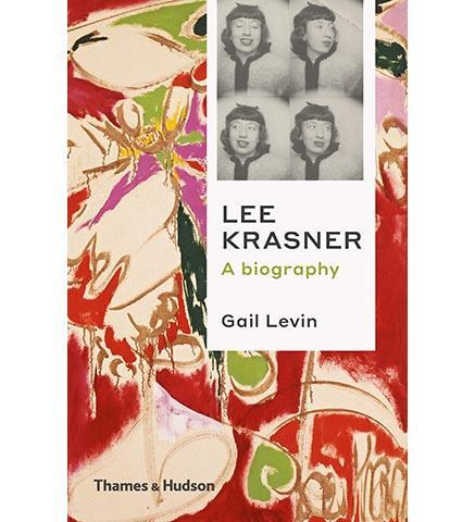Lee Krasner : A Biography - the exhibition catalogue from Museum Bookstore available to buy at Museum Bookstore