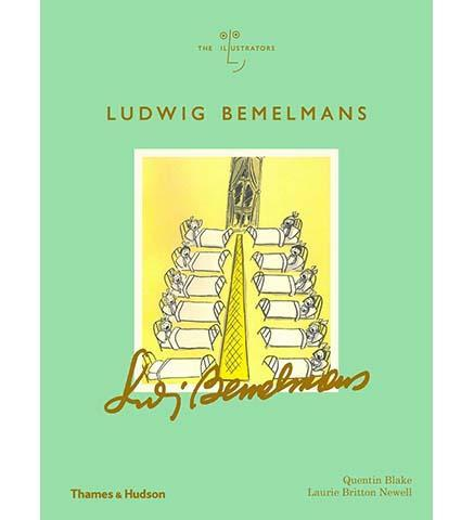 Ludwig Bemelmans - the exhibition catalogue from House of Illustration available to buy at Museum Bookstore