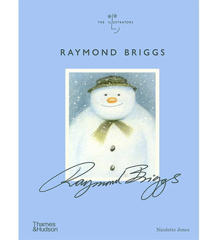 House of Illustration Raymond Briggs exhibition catalogue