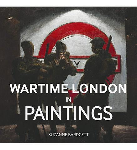 Imperial War Museum Wartime London in Paintings exhibition catalogue
