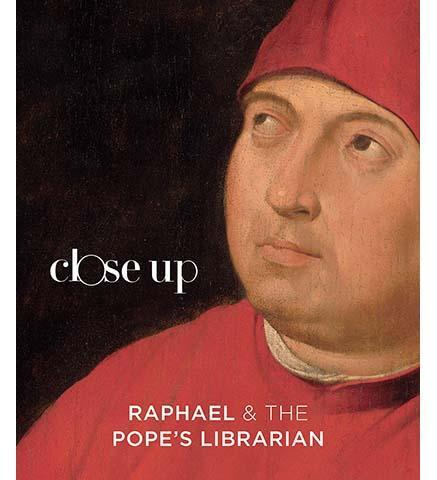 Raphael and the Pope's Librarian - the exhibition catalogue from Isabella Stewart Gardner Museum available to buy at Museum Bookstore