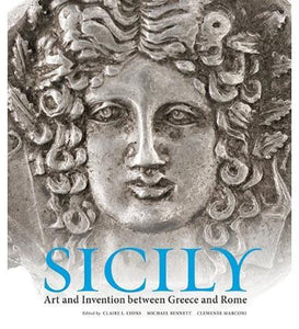 Sicily: Art and Invention between Greece and Rome - the exhibition catalogue from J. Paul Getty Museum available to buy at Museum Bookstore