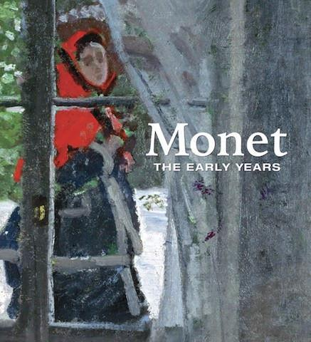 Monet: The Early Years - the exhibition catalogue from Kimbell Art Museum available to buy at Museum Bookstore