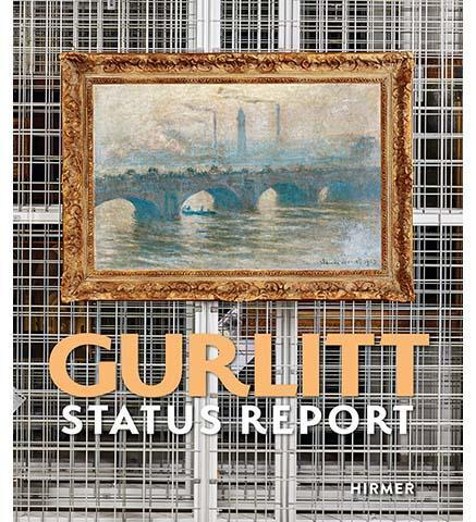 Gurlitt Status Report - the exhibition catalogue from Kunstmuseum Bern/ Bundeskunsthalle Bonn available to buy at Museum Bookstore