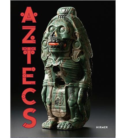 The Aztecs - the exhibition catalogue from Linden-Museum Stuttgart/Weltmuseum Wien available to buy at Museum Bookstore