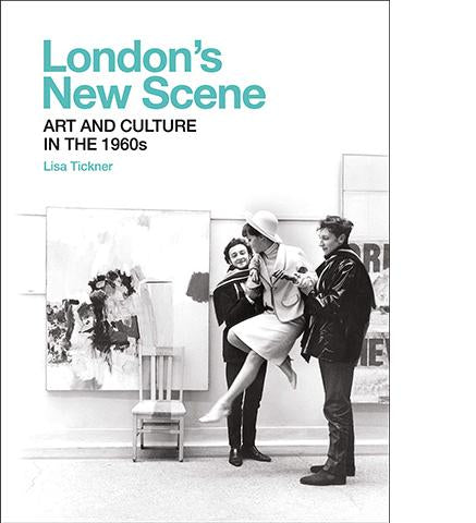 London's New Scene - Art and Culture in the 1960s available to buy at Museum Bookstore