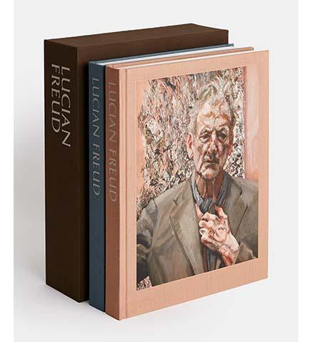 Lucian Freud - the exhibition catalogue from Lucian Freud Archive available to buy at Museum Bookstore